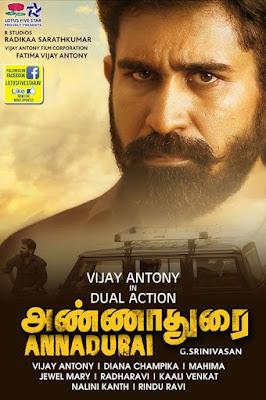 Annadurai (2017) Dual Audio [Hindi – Tamil] 720p | 480p UNCUT HDRip ESub x264 1Gb | 400Mb