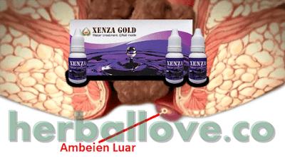 √ Cara Mengobati Ambeien Luar ⭐ Xenza Gold Original ✅ Herballove