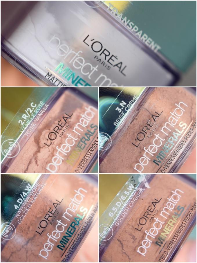 Erfahrungsbericht, L'Oréal Perfect Match Minerals Powder Foundation