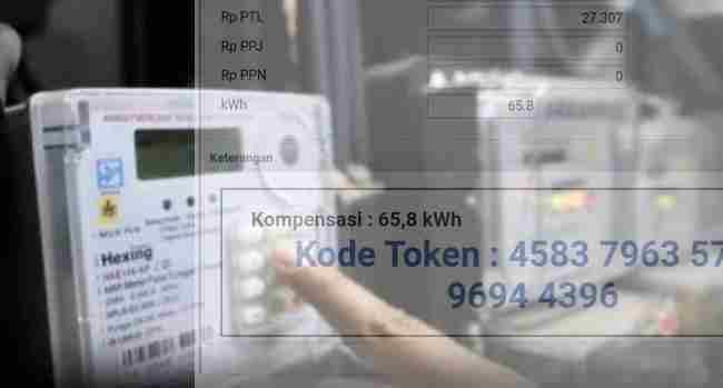 Cara Mengambil Token Listrik Gratis Via WA dan Situs PLN (Subsidi 3 Bulan)
