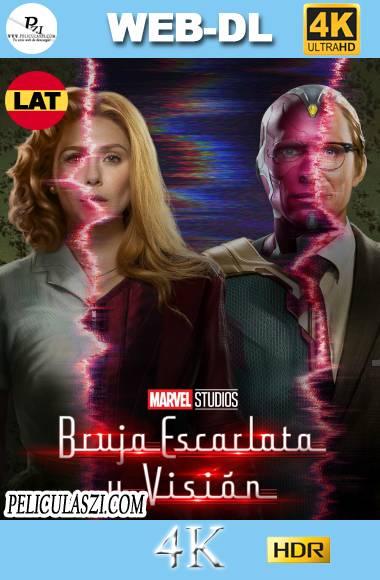 WandaVision (2021) Ultra HD Temporada 1 WEB-DL 4K HDR Dual-Latino