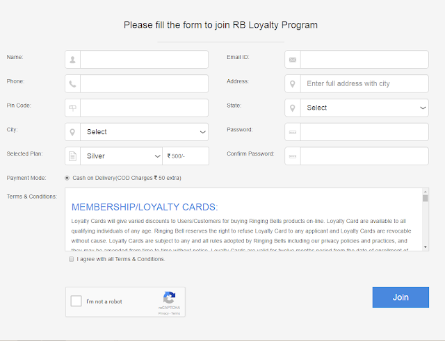 How to Join Freedom 251 Free Gift Loyalty Program booking Online