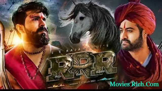 RRR Movie 2021 Watch Online free download in hindi dubbed