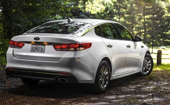 2018 Kia Optima 1 6t Review Cars Auto Express New And