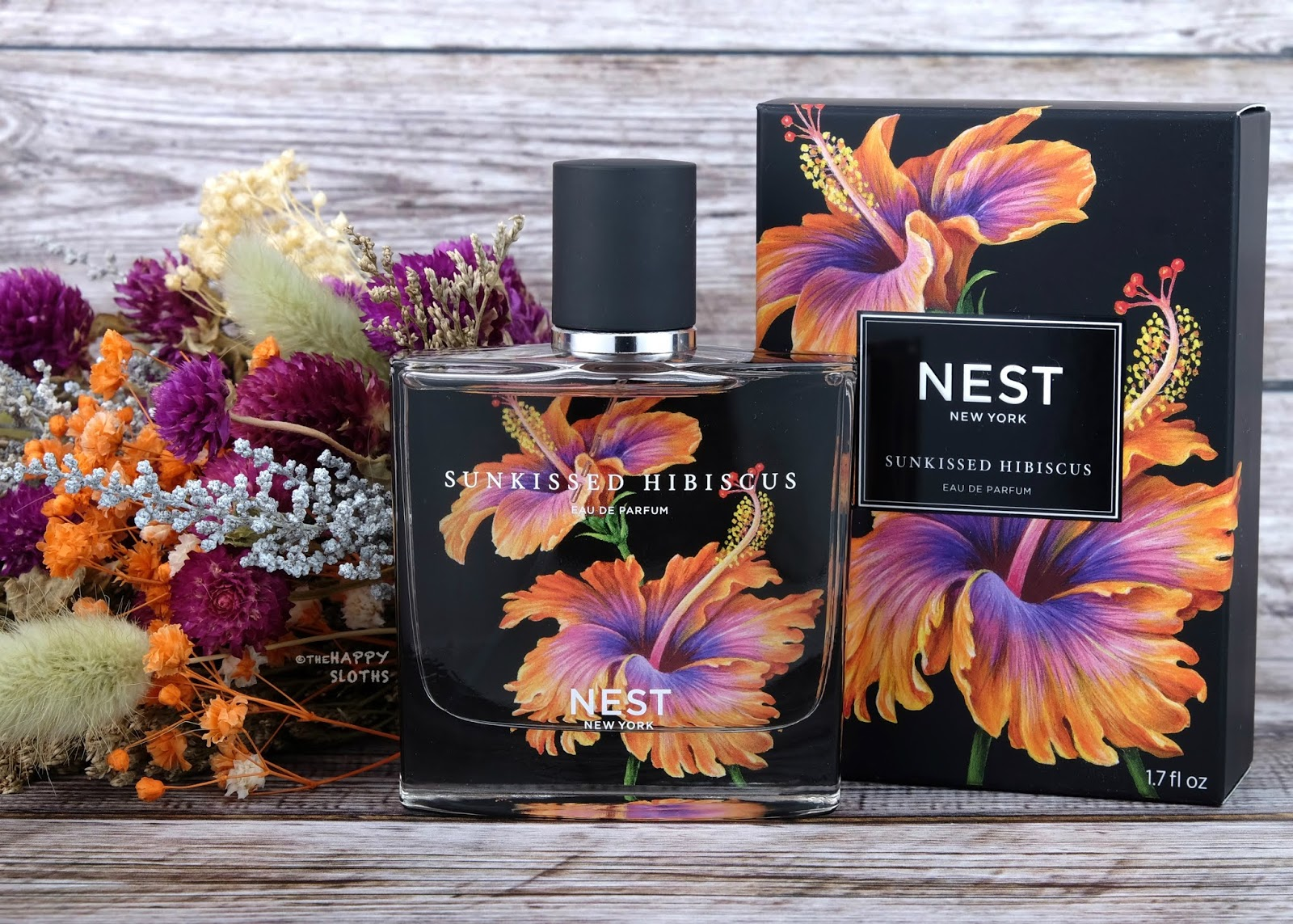 NEST Fragrances | Sunkissed Hibiscus Eau de Parfum: Review