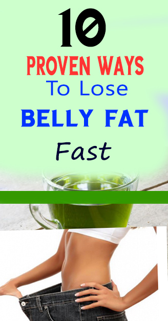 loss belly fat fast