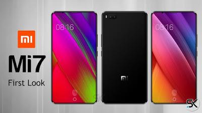 Xiaomi Mi7, Xiaomi Mi7 specs, Snapdragon 845, Android Nougat, New Xiaomi smartphone