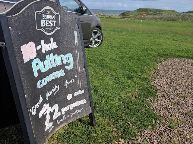 Things to do in Berwick - mini golf