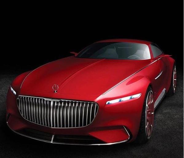 Mercedes Maybach Vision 6