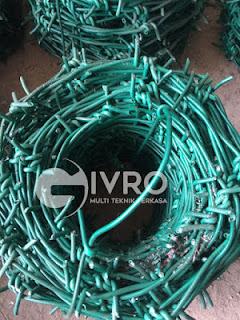 Keuntungan & Kegunaan Kawat Duri PVC