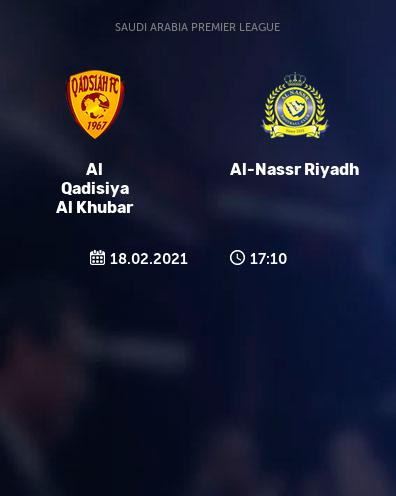بث مباشر مباراة النصر والقادسية