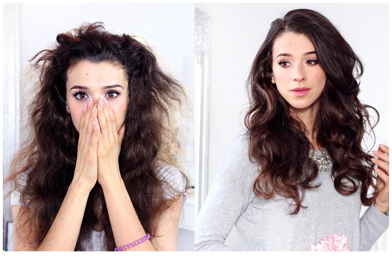 Alina Rose Blog Kosmetyczny Jak Odmieniłam Moje Włosy Cała