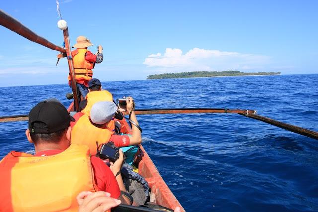 jukung pulau pisang