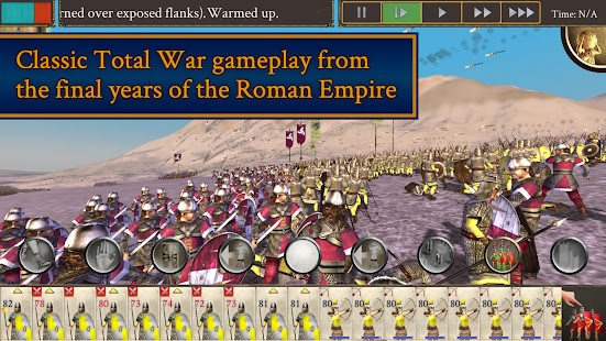 ROME: Total War – Barbarian Invasion Apk+Data Free on Android Game Download