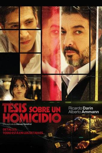 Thesis on a Homicide (2013) ταινιες online seires xrysoi greek subs