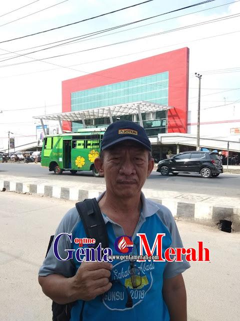 Pengelolaan Bandarjaya Plaza Carut Marut, FML Tantang Nyali Pemkab Lamteng