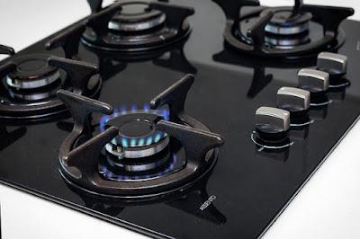 Cara Membersihkan Kompor Gas