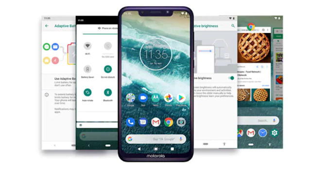 Motorola One Power Android 9.0 Pie Update kicks off in India