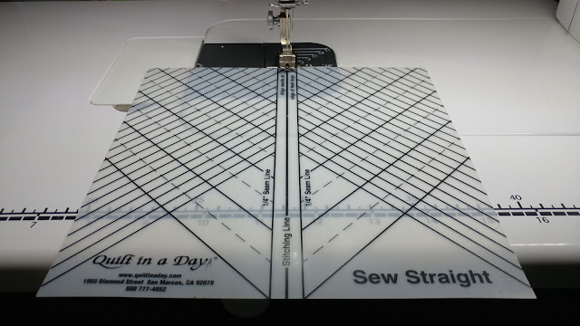 Quilt in a Day Sew Straight Guide