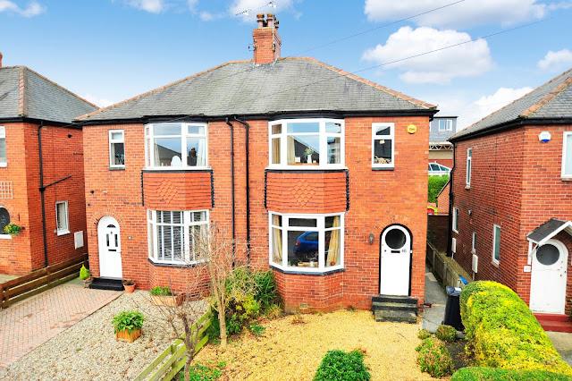 Harrogate Property News - 3 bed semi-detached house for sale Harlow Crescent, Harrogate, North Yorkshire HG2
