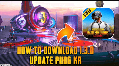 How To Download PUBG Mobile 1.3 KR Version?