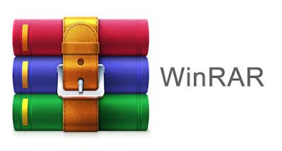Aplikasi WinRAR adalah aplikasi pengompres file