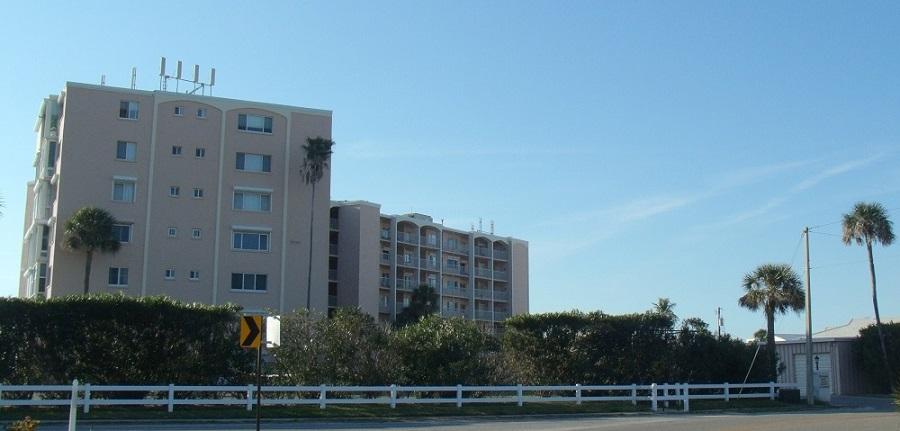 Apartamentos junto a las playas
