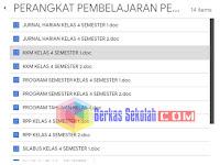 Perangkat Pembelajaran PJOK Kelas 4 SD Kurikulum 2013