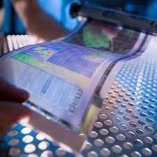 استخدام حمض نووي صناعي «PNA» لإنتاج شاشات رقمية عالية المرونة