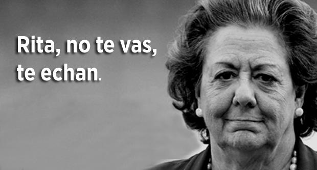 Rita Barberá deja el PP pero se mantiene como senadora y aforada