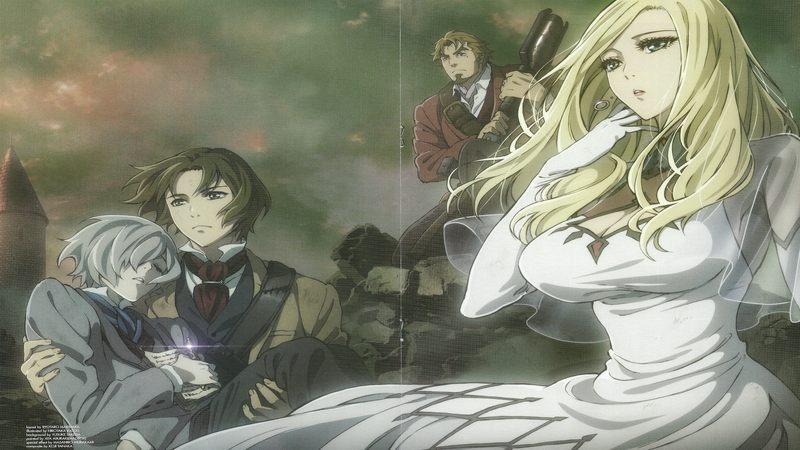 Anime buatan Wit Studio terbaik No. 9
