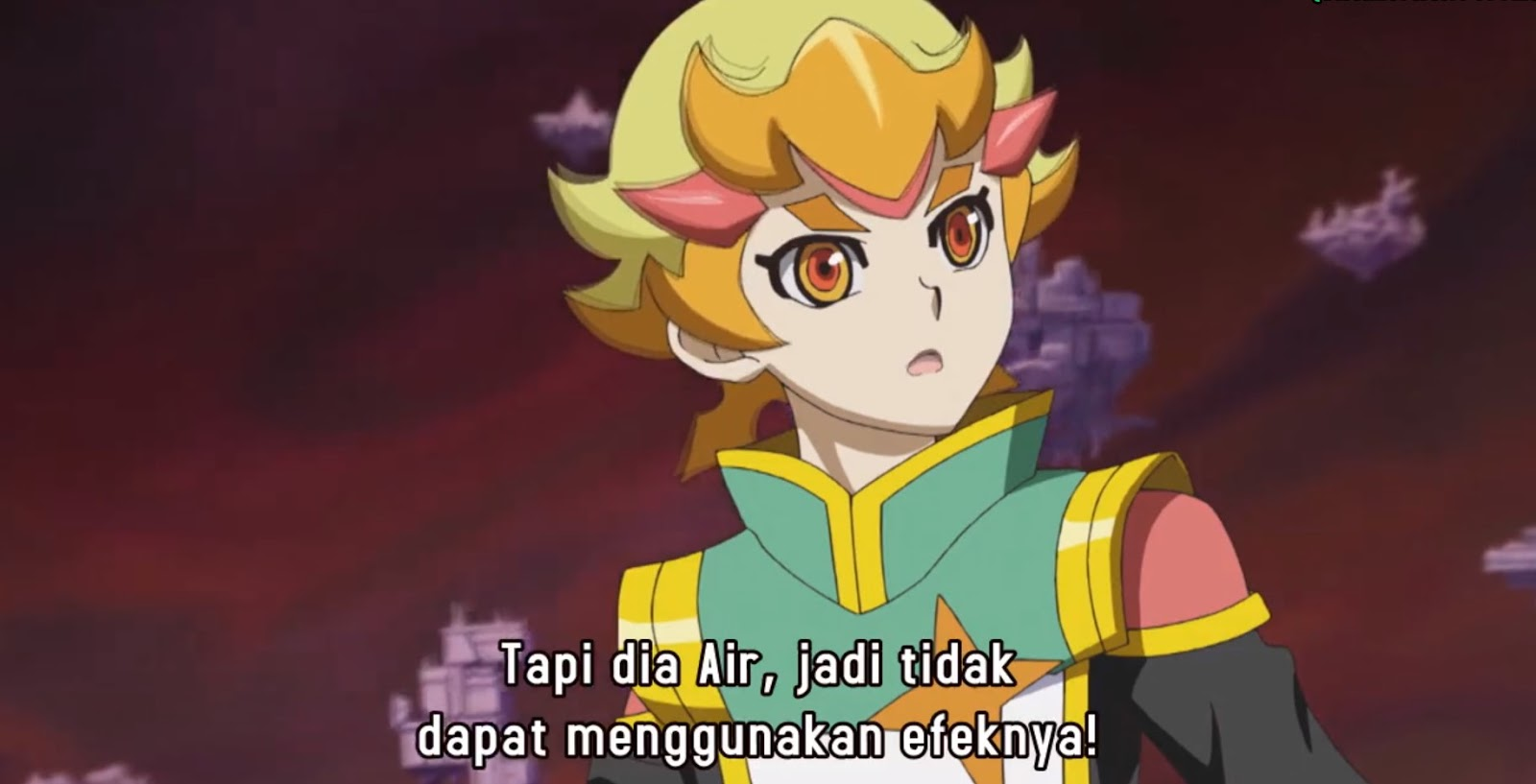 yu-gi-oh! vrains episode 85 subtitle indonesia - black avelic