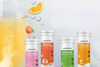 Make the Switch with Watsons Vitamins and Supplements