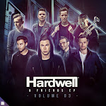 Hardwell - Hardwell & Friends, Vol. 03 - EP Cover
