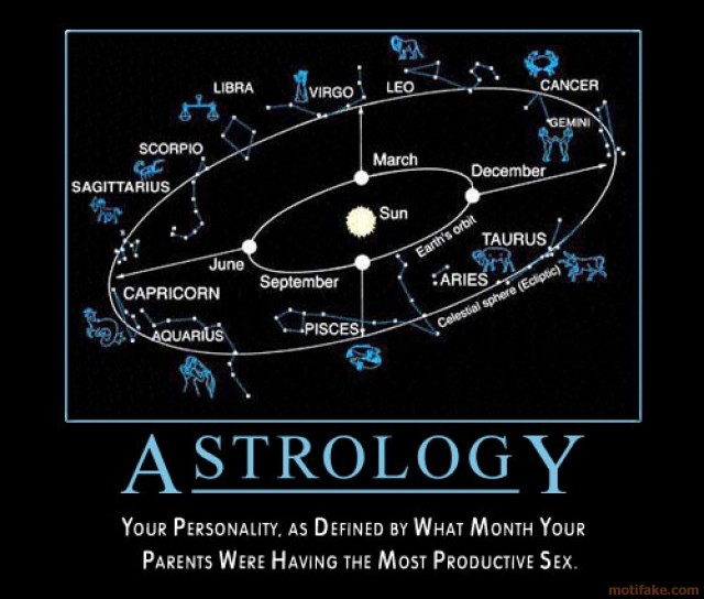 Horoscope Humor: John The Math Guy: The Case For Astrology