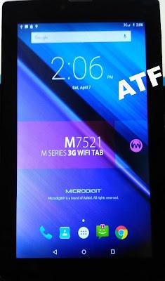 MICRODIGIT M7521 FLASH FILE FIRMWARE