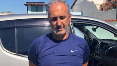 Polícia prende homem de confiança do PCC em Arraial do Cabo