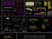 Download Kumpulan Jembatan Format DWG AutoCAD
