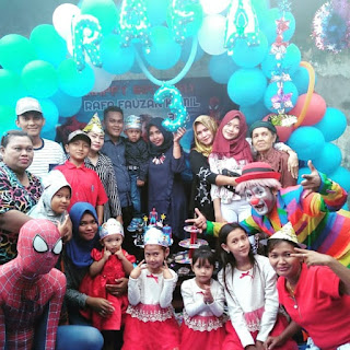Sewa Badut Tangerang Jatiuwung