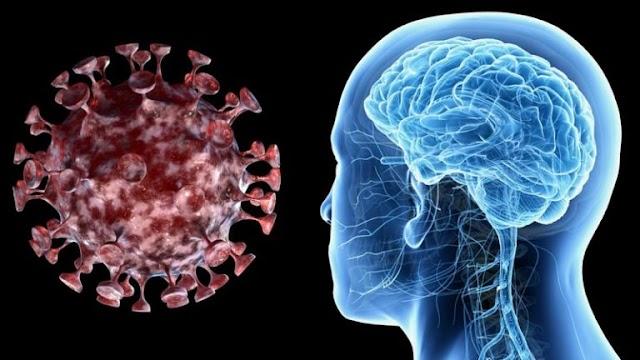 Ingilizler Arastirdi: Koronavirüs Beyni Yaslandirip IQ'yu Düşürüyor!!!