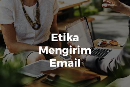 Etika mengirim E-Mail untuk melamar pekerjaan