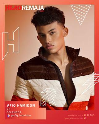 Afiq Hamidon