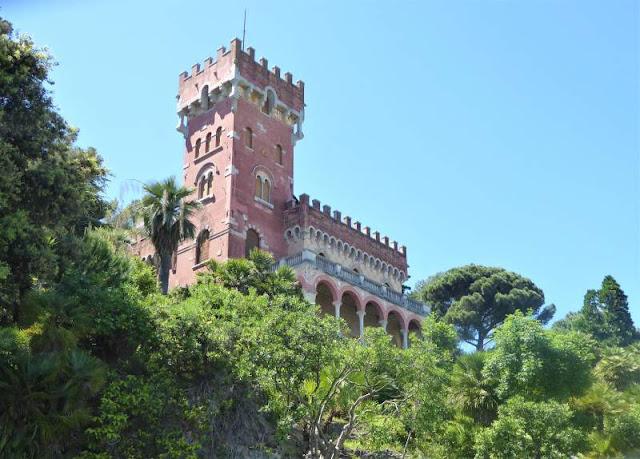 Castello Capelli Varazze