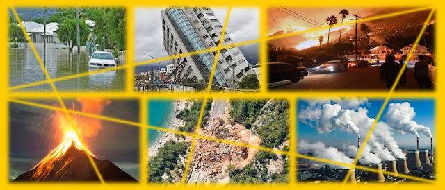 1ο e-learning Θερινό Σχολείο «Φυσικές και ανθρωπογενείς καταστροφές και τεχνικά έργα»