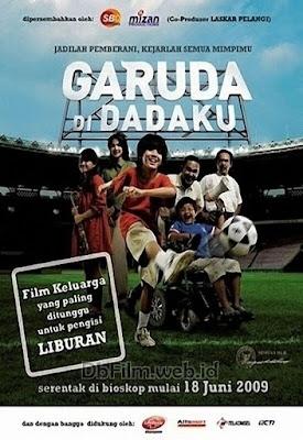 Sinopsis film Garuda di Dadaku (2009)