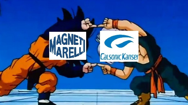Calsonic Kansei compró Magneti Marelli