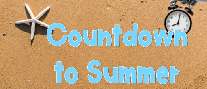 Countdown to summer: ABC Countdown activities for school.  Fun interactive daily events for the kindergarten classroom. ABC countdown.  Have fun counting down to the last day of school.
