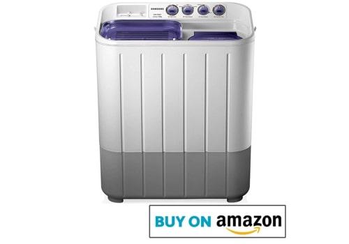 Samsung WT725QPNDMPXTL 7.2Kg Semi-Automatic Top-Loading Washing Machine