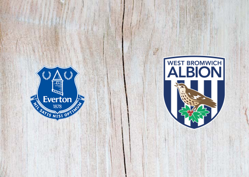 Everton vs West Bromwich Albion -Highlights 19 September 2020