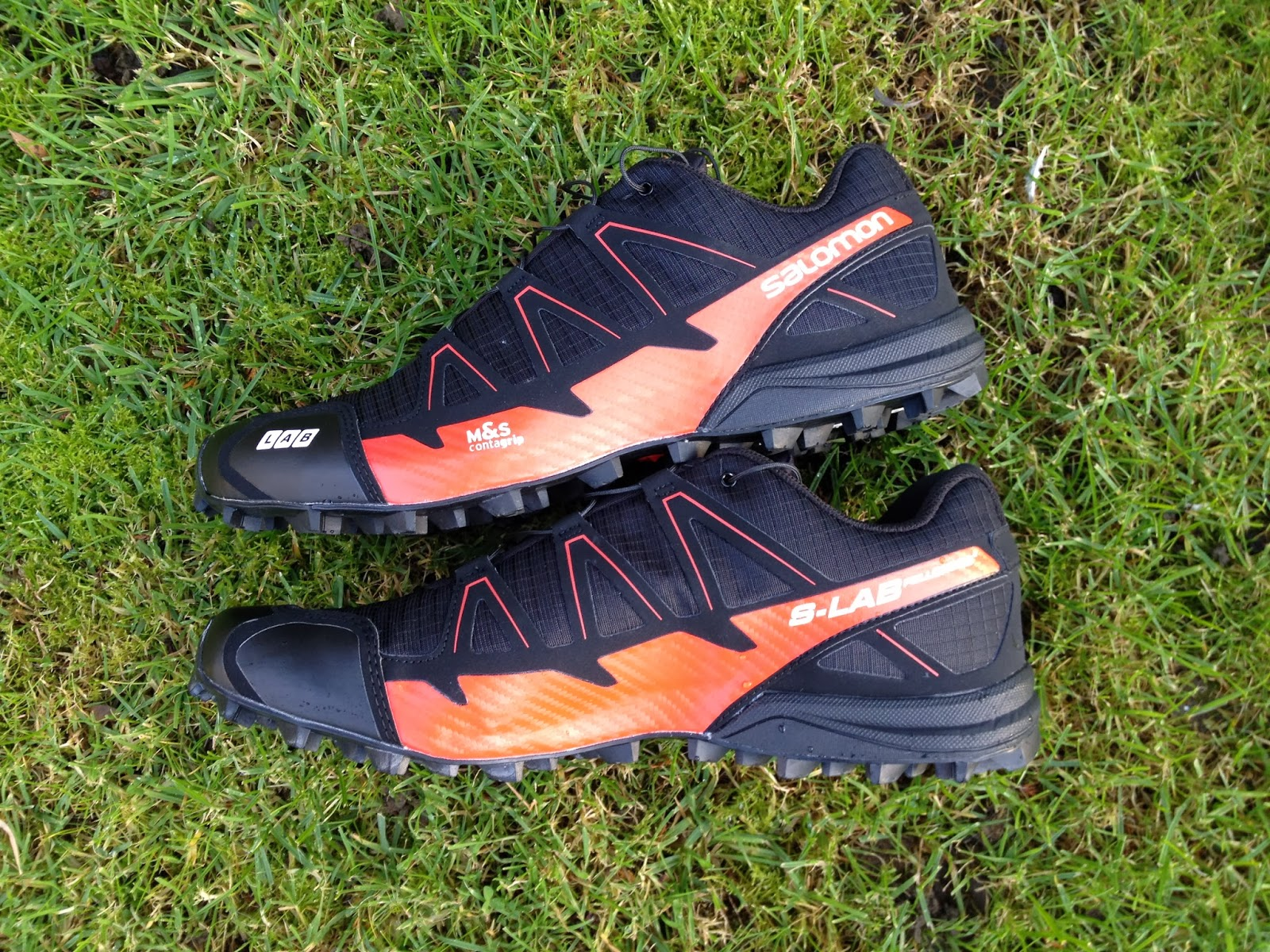 CavemanClarke: Salomon S Lab Fellcross 2 review